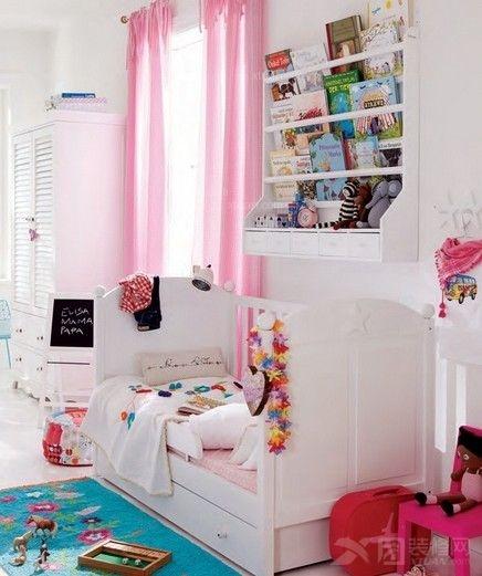 5平米儿童卧室装修案例效果图