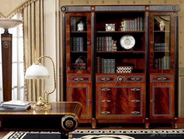 实木书柜如何进行定制