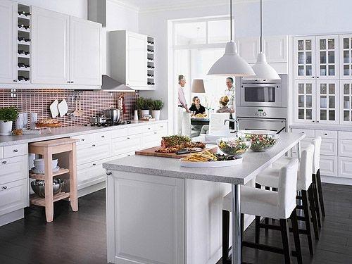 厨房颜色-x团装修网图片
