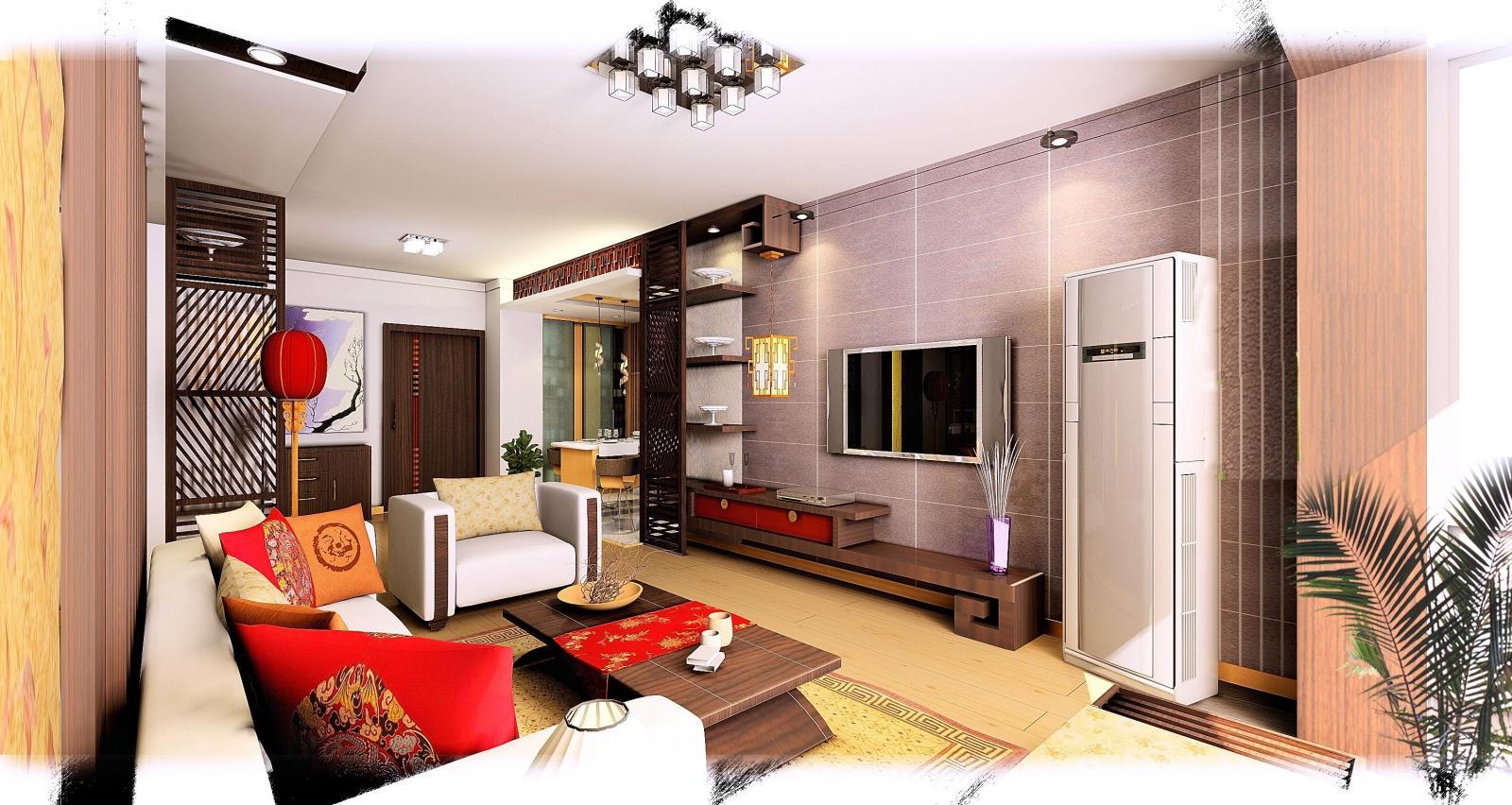 现代风格客厅装修效果图 高清图片