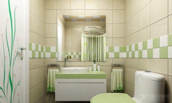 10平米卫生间装修图(三)