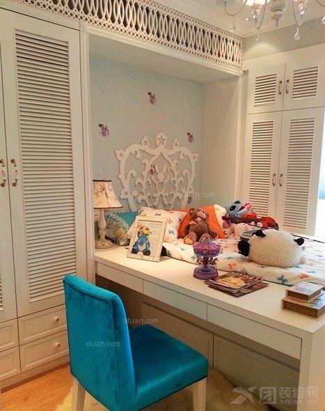 儿童房卧室图片,5平米小卧室设计