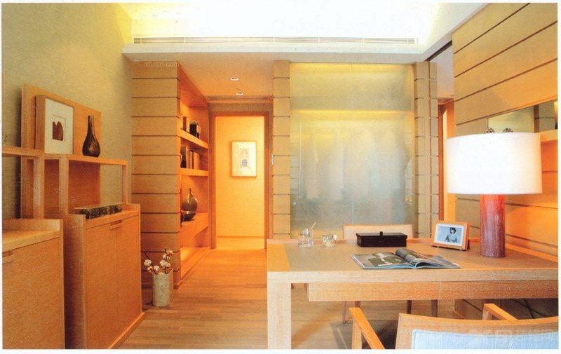 书房装修 小书房装修效果图,让阅读更轻松    现代风格的书房设计最大