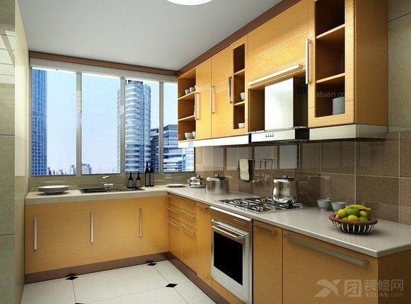 x团装修网 装修知识 小户型厨房设计图片-点燃你的设计灵感  设计精致