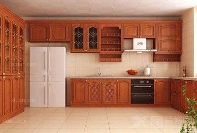 5款橱柜设计效果图欣赏