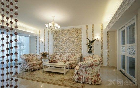 最时尚的客厅石膏板吊顶效果图
