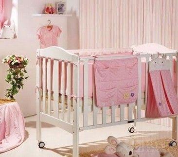 欣赏英氏婴儿床图片