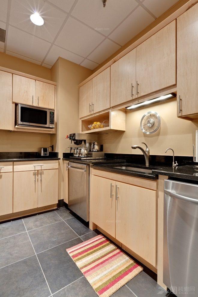 小户型厨房的装修原则