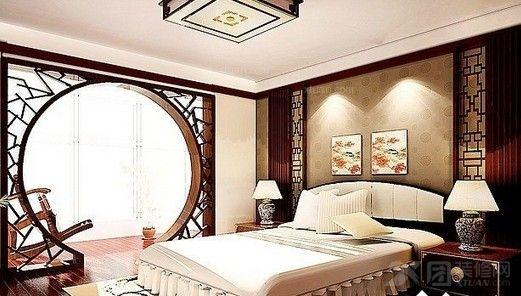 中式客厅装修效果图-传承中式神韵