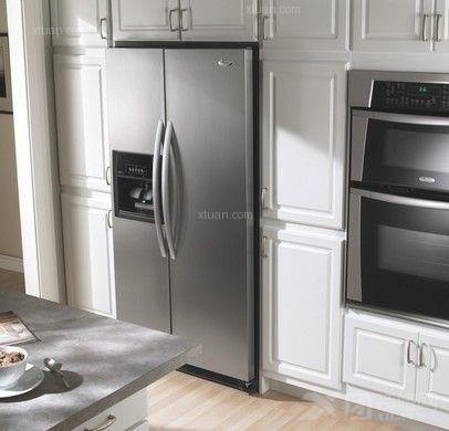冰箱效果圖