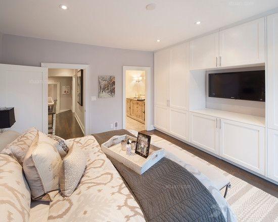 三八节布置卧室插花的步骤 2014北欧卧室装修效果图