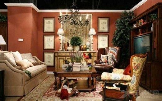 美克美家家具图片欣赏