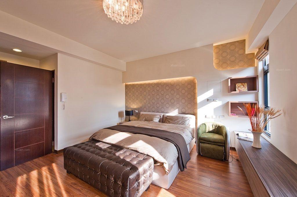 背景墙 房间 家居 起居室 设计 卧室 卧室装修 现代 装修 1024_679