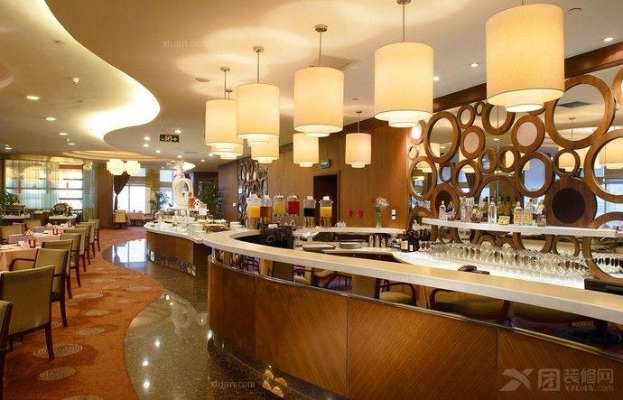 西餐厅设计说明-打造优雅生活环境