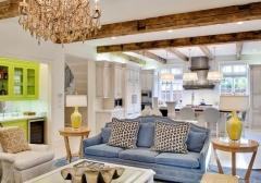 客厅设计:空间格局和装饰风格