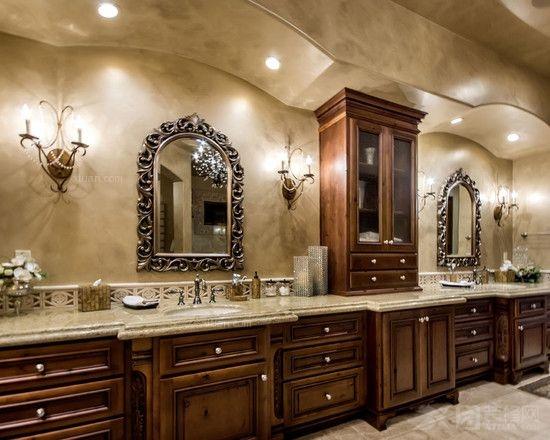 for Mediterranean master bathroom ideas