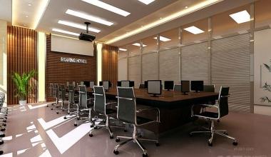 视频会议室的灯光与光线要如何设计装修