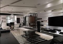 时尚北欧风格公寓 清新而自然的风格