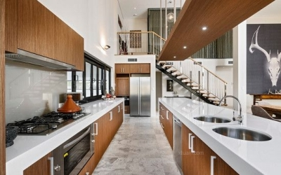 新古典主义风格厨房设计