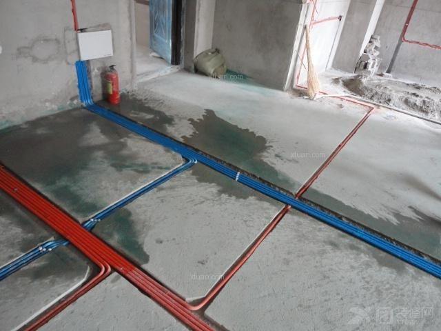 水电施工是整个装修流程中非常重要的一个环节