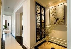 小户型别墅北欧风格装修设计 简单的装饰、甜美的色彩