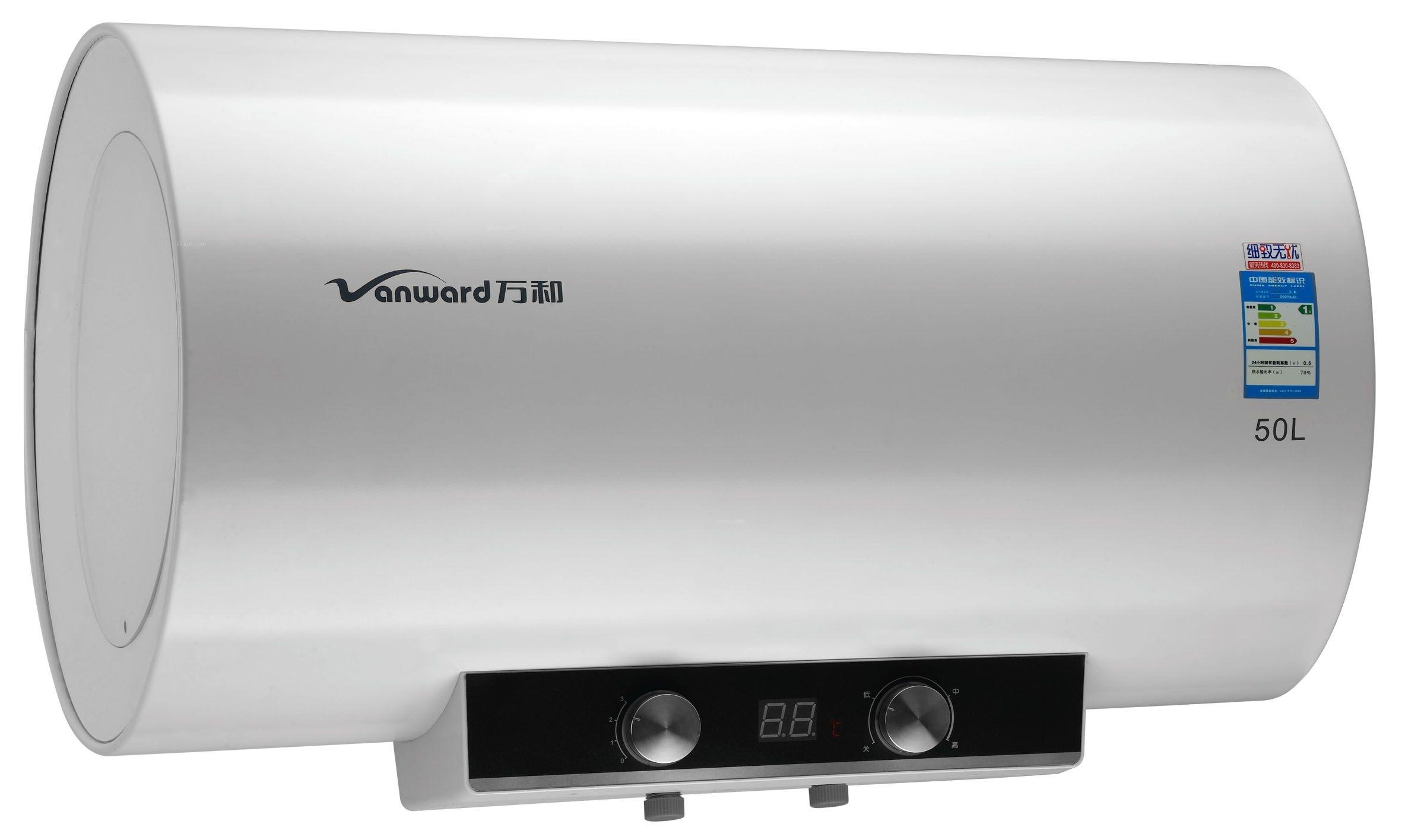 要确定燃气热水器安装的位置有可以放人排气管道的排气孔;        2.图片