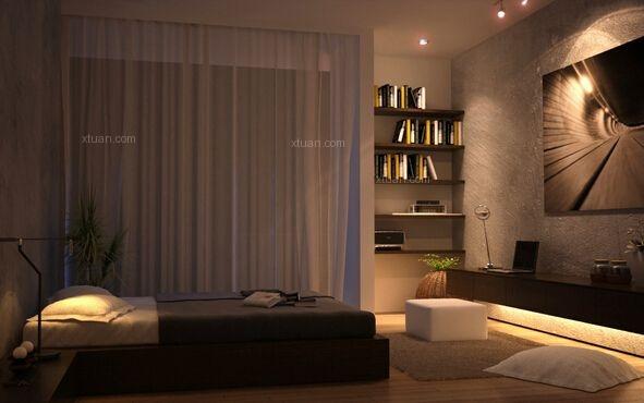 在中国家庭的装修清单中,吸顶灯几乎是每家每户必买的建材产品。客厅、卧室、厨房、阳台,至少这几个有照明功能需求的空间,都必须置一盏吸顶灯,达到照亮整个房间的效果。通常我们都有同样的感受,轻易抬头可直视到的灯光十分炫目,容易让眼睛感到疲劳不适。 对于家庭生活来说,我们需要温馨的居住环境,舒适的氛围显得尤为重要。在灯光运用比较成熟的欧美,家庭客厅通常在天花设计多个小光源的组合。通过漫反射光,既能满足照明需求,空间灯光不至于太亮,还能通过不同光源的开关组合,营造不一样的空间感觉。同时,电视背景墙设计灯光,在看电视