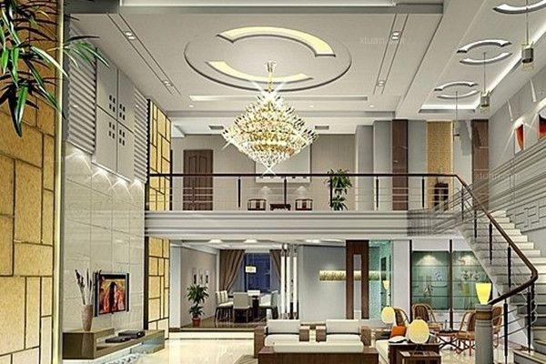 【莒县装修】楼中楼楼梯设计图 楼中楼装修效果图图片