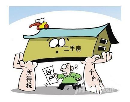 二手房贷款过户流程