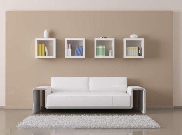 四,沙发背景墙挂什么画好——手绘画