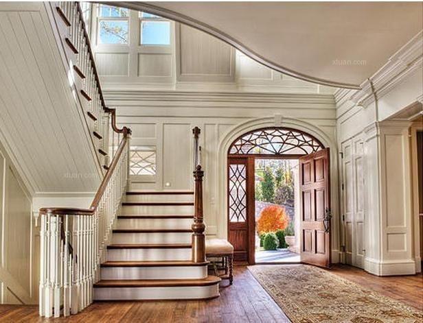 复式楼的楼梯怎么设计图片