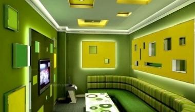 KTV装修设计中装修材料对空间布局有什么影响