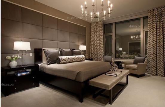 欧式风格卧室装修效果图图片
