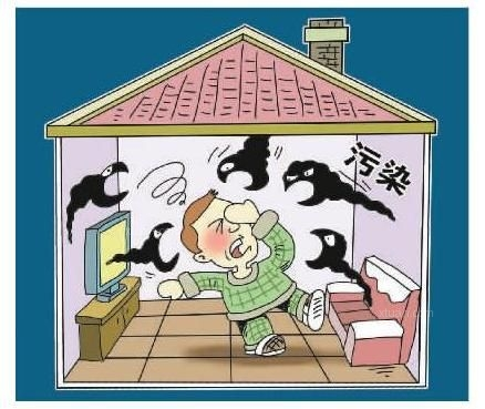 如何检测家庭装修污染