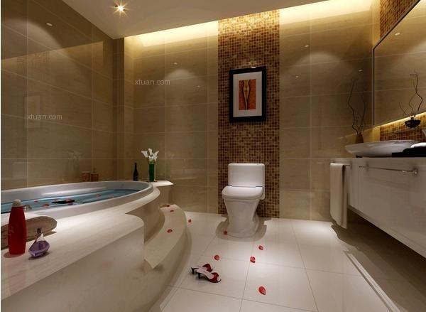卫生间洁具的安装方法