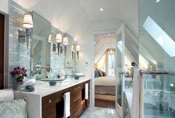 卫生间壁灯安装高度一般是多少,怎么安装?