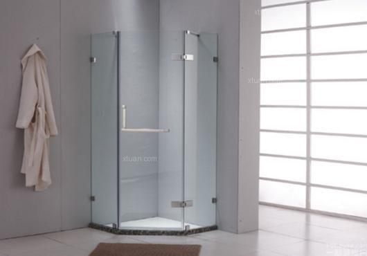 三,大理石材质的淋浴房挡水条