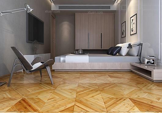 目前市场上的竹地板多少钱一平方