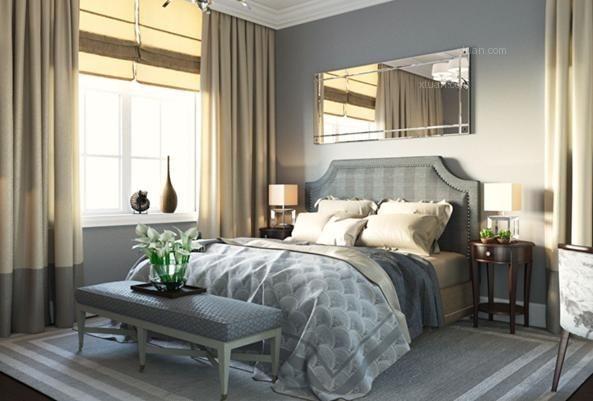 无论是卧室的家具与软装部分,很多人都花尽心思努力打造图片