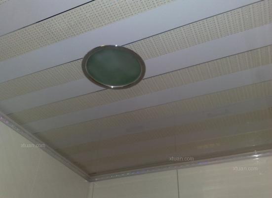 pvc塑料扣板吊顶怎么安装?