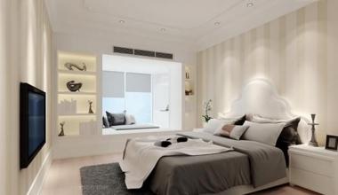 单身公寓卧室设计说明