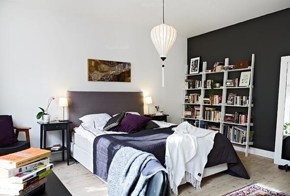 北欧风格卧室中的灯怎么选择?