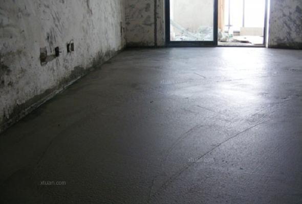水泥地面如何找平?