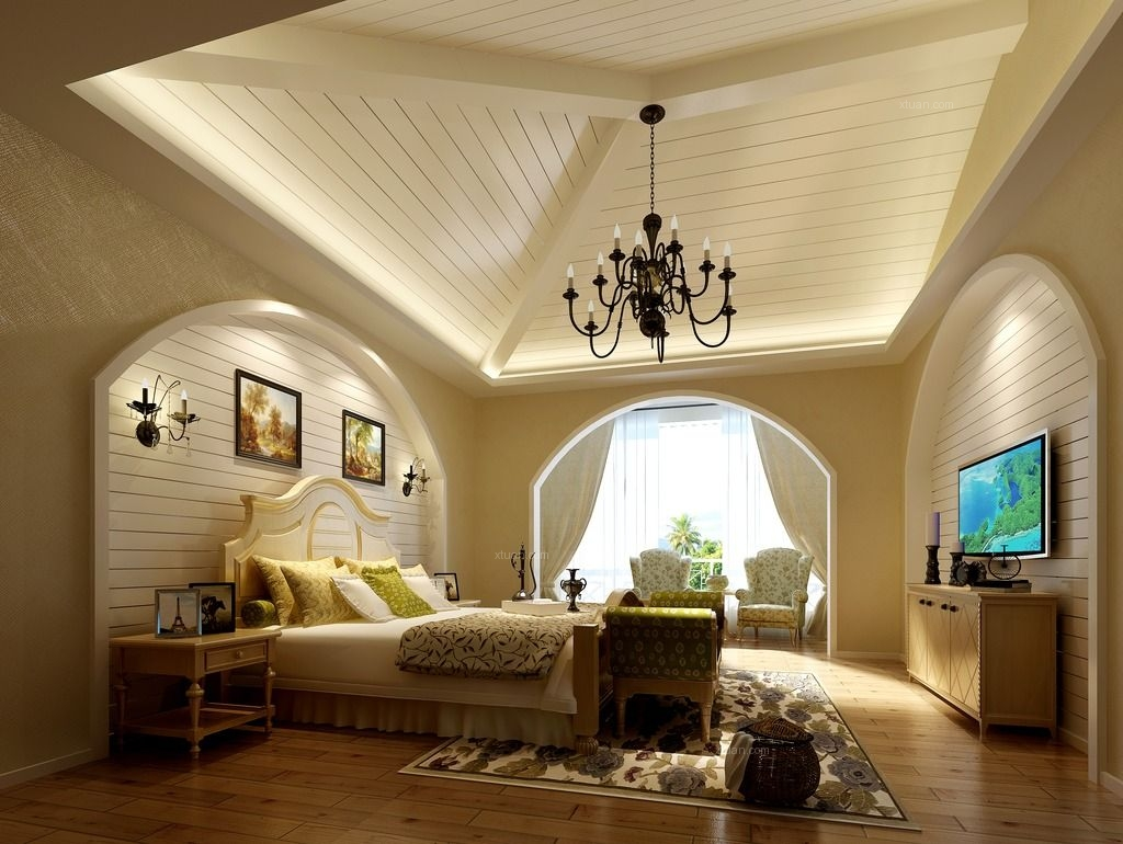 家装拱形吊顶如何做?