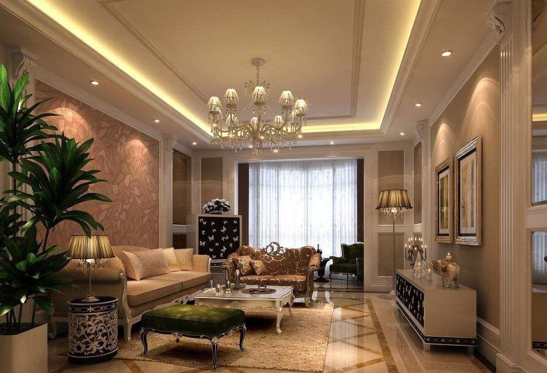 客厅吊顶安装灯带的利弊
