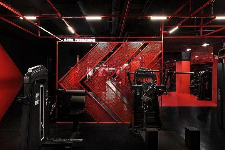 健身房设计价格 健身房投资预算