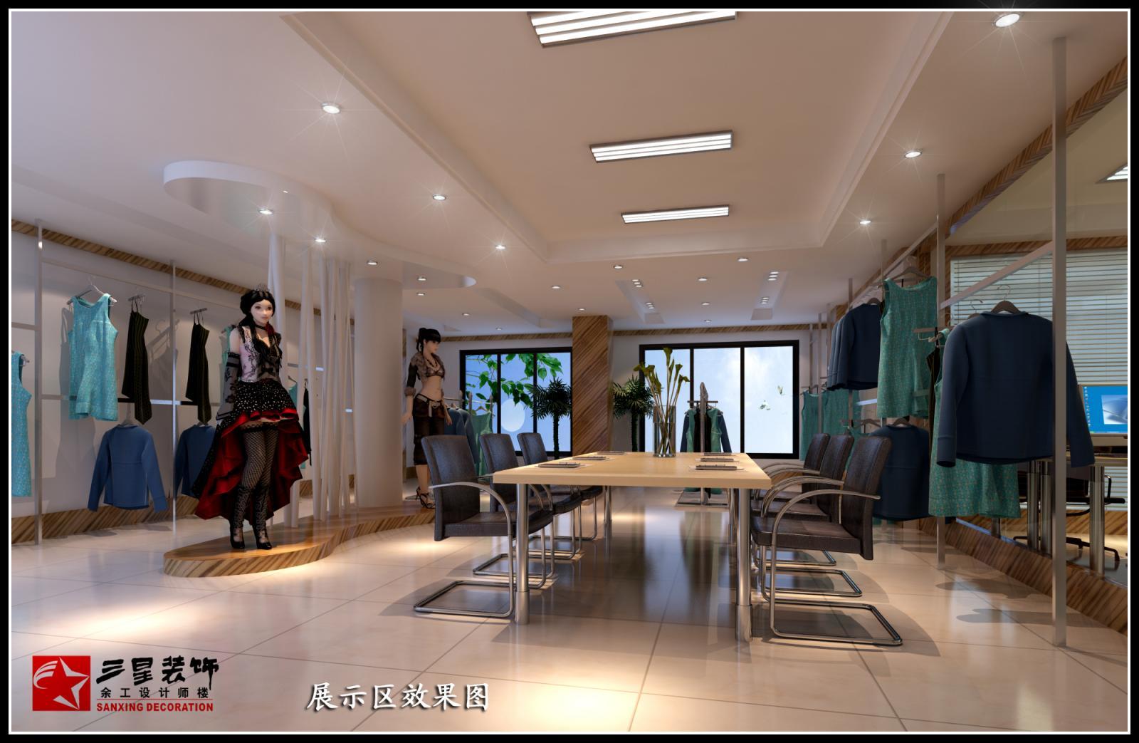 一室一厅法式风格休闲区墙绘