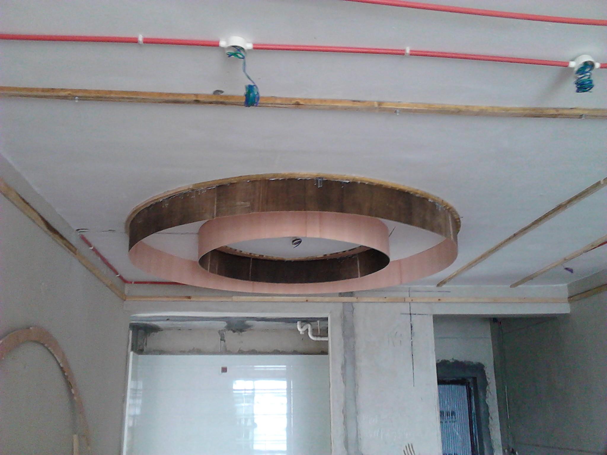 木工阶段装修效果图