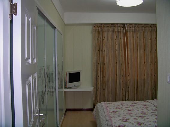 山水两居室样板房