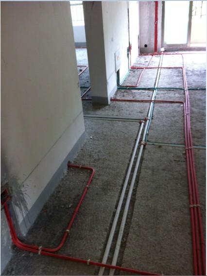 水电改造阶段